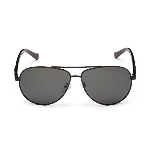 Gafas Polarizador Recubrimiento Gafas Conducción Color Sol Conducción Interno Conductor Gafas de de con C Hombre D Sol Especial Sol de Espejo zrzq0xF