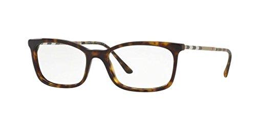 Eyeglasses Burberry BE 2243Q 3002 DARK - Price Glasses Burberry