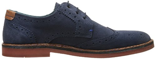 Ted Baker Heren Reith Oxford Donkerblauw