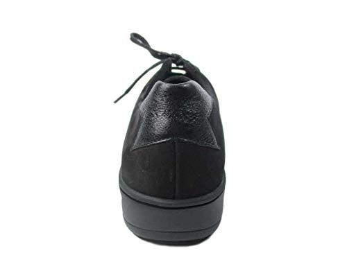 Solidus Scarpe nere stringate donna stringate Scarpe w8rSqI8