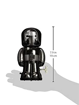 Star Wars Tin Boba Fett Wind Ups Schylling SWWUB