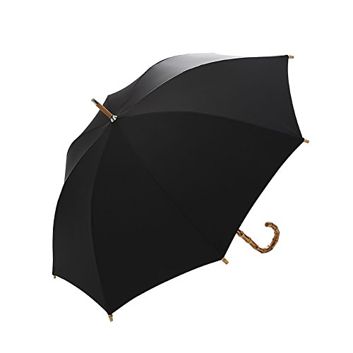 Vintage Long Handle Umbrella bamboo Handle British Style Stick Umbrella Dualbrella