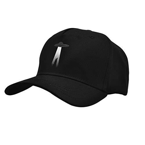 - Shark Fish Animal Embroidered Baseball Cap 100% Cotton Soft Men Dad Hat Women Adjustable (UFO Goat)