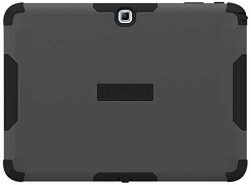 Trident Aegis Series Case for Samsung Galaxy Tab 4-Retail Packaging-Grey