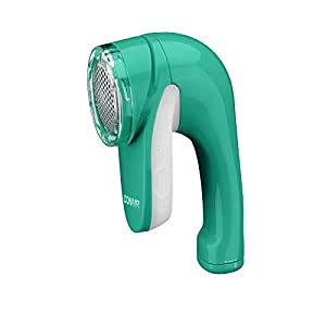 Conair Fabric Defuzzer - Shaver, Battery Operated Green