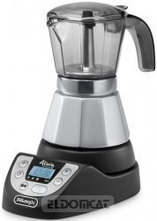 DeLonghi-Alicia-Plus-Moka-elctrica-NegroAzul