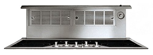 Stainless Ventilation Downdraft Steel (Electrolux E30DD75ESS Icon Designer Series 30-Inch Downdraft Ventilation System, Stainless Steel)