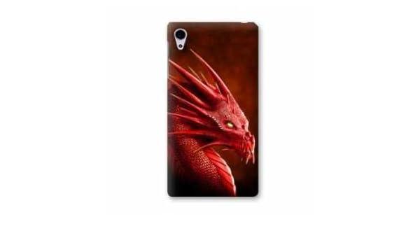 Amazon.com: Case Carcasa HTC Desire 820 Fantastique ...
