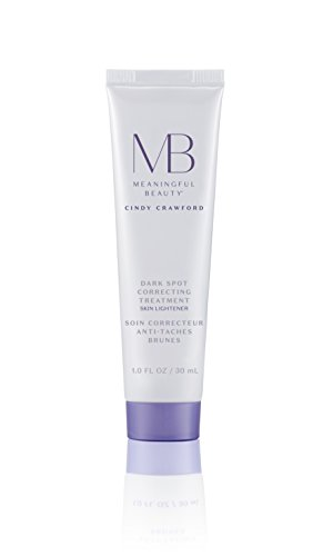 Meaningful Beauty - Dark Spot Correcting Treatment - Hydroquinone for Uneven Skin Tone and Hyperpigmentation - 1 Fluid Ounce - (Best Hydroquinone Products)