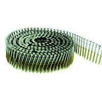 BOSTITCH C3R80BDG Thickcoat Round Head 1-1/4-Inch by .080-Inch by 15 Degree Wire Collated Ring Shank Coil Siding Nail (4,200 per Box) by BOSTITCH by BOSTITCH