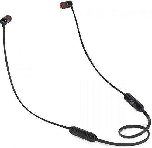 Jbl Tune110bt In Ear Bluetooth Kopfhörer In Schwarz Elektronik
