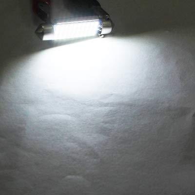 Decolla 4 PCS 41mm 30 SMD 3014 Voiture Festoon Int/érieur LED Canbus D/ôme Carte Ampoule DE 3175 Nouvelle Version