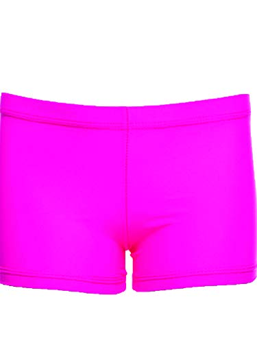 d1302cda470625 Lexi-Luu Little Girls Neon Pink Solid Color Basic Booty, used for sale  Delivered