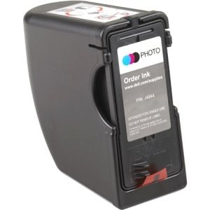 dell printer accessories fh214 926 photo all-in-one printer series 9 std capacity color ink