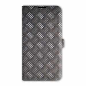 Leather Flip Case iPhone 6 / 6s Texture - INOX B