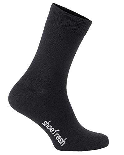 Shoefresh bamboe sokken | voordeelverpakking: 7 paar | naadloze sokken