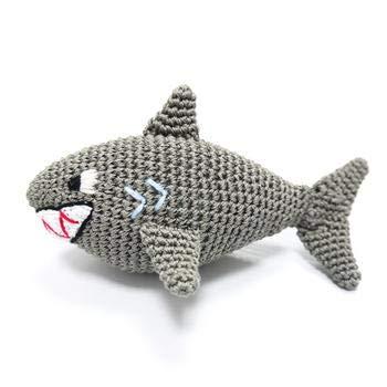 crochet shark - 4