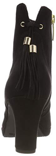1 21 25369 Women''s Black black Tamaris Boots Ankle n0EgwT55q