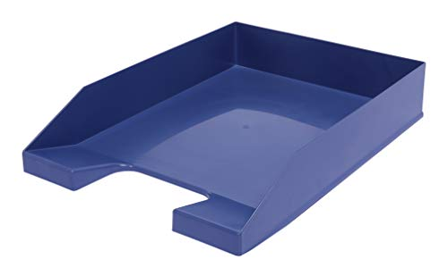 A4 Blue Angel Stackable Letter Tray - Azzurra (Pack of 6)