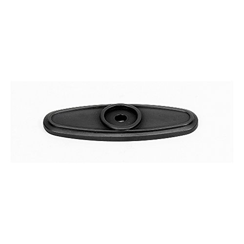Alno A1565-BRZ Classic Traditional Backplates, 2-1/2