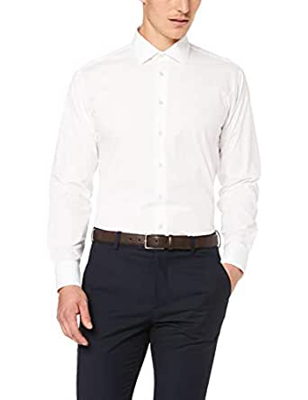 Van Heusen Calvin Klein Slim Fit Business Shirt White