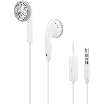 Amazon.com: Apple Earphones with Remote and Mic (Old