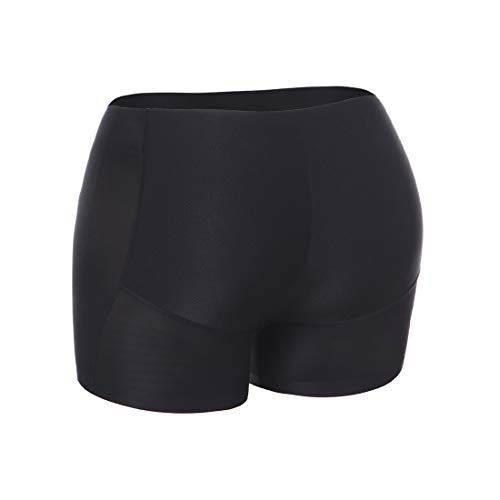 Seamless Boyshorts Panties for Women Low Waist Underwear Lingerie 2 Colors