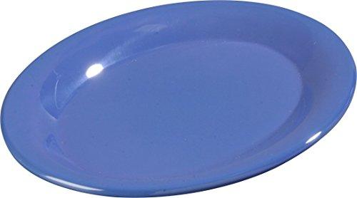 Carlisle 3308614 Sierrus Melamine Oval Serving / Dinner Platters, 9.5