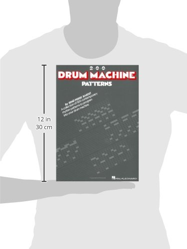 200 drum machine patterns rene pierre bardet 9780881886320 200 drum machine patterns rene pierre bardet 9780881886320 amazon books fandeluxe Images