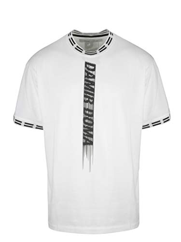 Damir Doma Men's Cf1m0043j153102 White Cotton T-Shirt