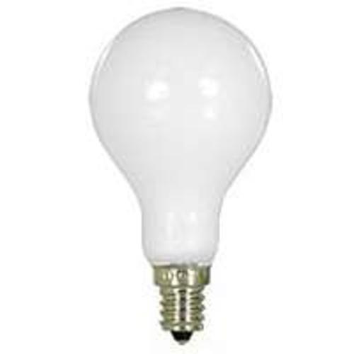 Feit Electric BP40A15C/W/CF 40-Watt Incandescent A15 Bulb