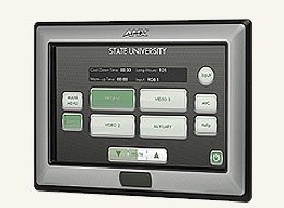 "NXD-CV5 5"" Modero® Wall/Flush Mount Touch Panel"
