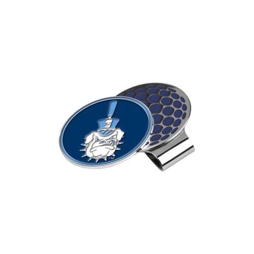 LinksWalker NCAA Citadel Bulldogs Golf Hat Clip with Ball Marker