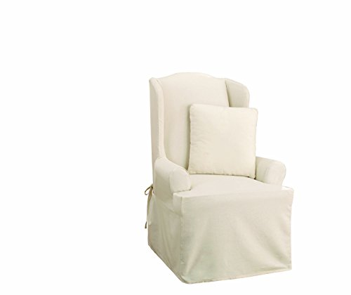 Cotton Duck Chair T-Cushion - Color: