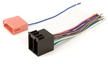 31blprakeQL._SX355_ amazon com stereo wire harness hyundai elantra 09 10 2009 2010 hyundai wiring harness at bayanpartner.co