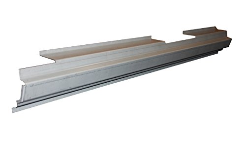 1986-01 Jeep Cherokee (XJ Series) and Wagoneer (Midsize) 4DR Outer Rocker Panel (Driver Side)