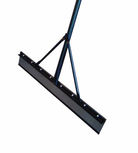 Bon 84-755 48-Inch Extra Large Macho Floor Scraper with Spring Steel Blade and 60-Inch Steel Handle by BON