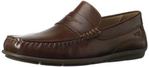 ECCO Men's Classic Penny Loafer,Cognac,45 EU/11-11.5 M US (Ecco Classic Loafer)
