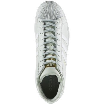 watch 0799a bf27b Galleon - Adidas Originals Men s Pro Model Sneaker, Linen Green White Gold  Metallic, 7.5 M US