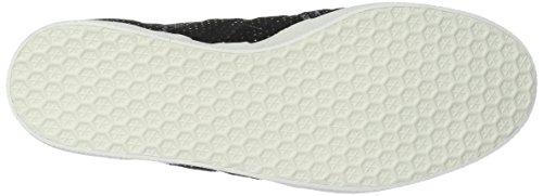 adidas Originals Gazelle W Sneaker Schwarz / Schwarz / Silber Metallic