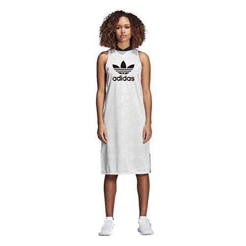 adidas Originals Womens Fashion League Jaquard Tank Dress