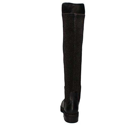 GOZZI ALBERTO altas Negro zapatillas Mujer 4FqrTwdFn