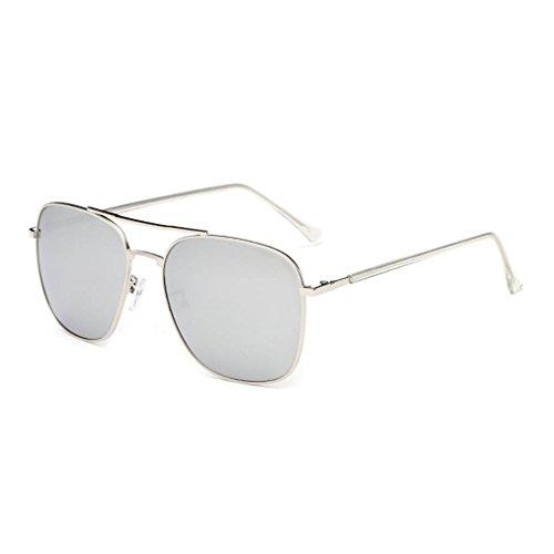 gafas forma Coolsir de protección UV400 de cuadrada conducción Hombres de Gafas Moda Gafas sol Mujeres 3 unisex polarizadas n5UwcUqYS