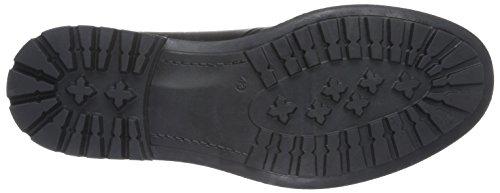 Karl Lagerfeld Mannen Morgan Combat Boots Black (zwarte 90)