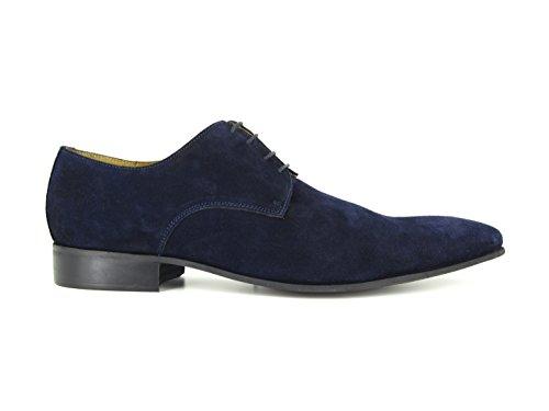 Marine Chaussures Cardin Pc1605da Bleu Derby Pierre qAOI5ww
