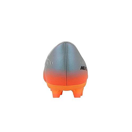 Nike Mercurial Victory Xi Cr7 Fg Zapatillas, Niños Grau-Orangefarbig-Schwarz