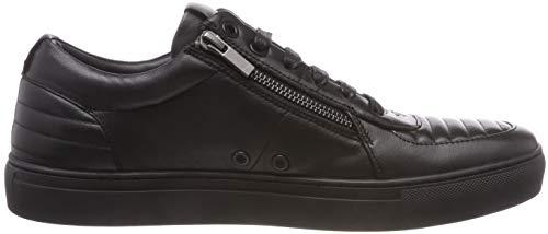Schwarz Herren mtzp1 Sneaker 001 Tenn Black Futurism HUGO x1wAXX