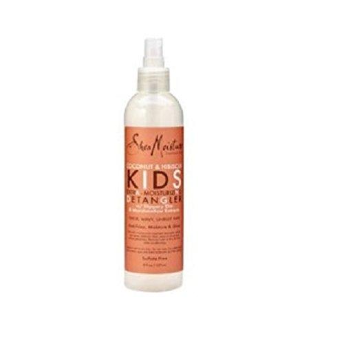 SheaMoisture KIDS Extra Moisturizer Detangler Hibiscus