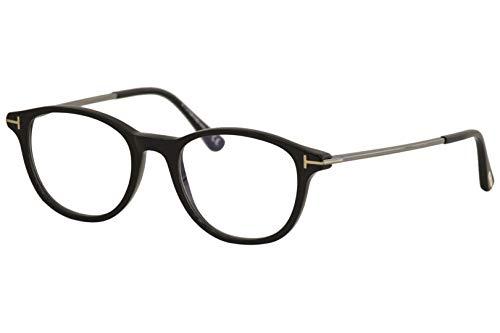 Eyeglasses Tom Ford FT 5553 -B 001 shiny black
