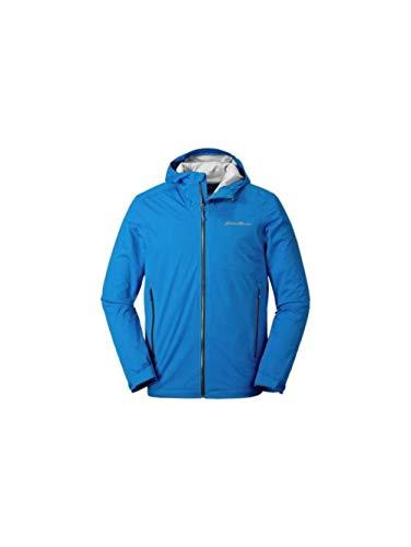 Eddie Bauer Men's BC Sandstone Stretch Jacket, Ascent Blue Regular XXL ()